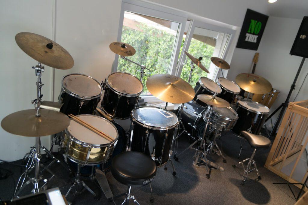 Schlagzeuge, Bongos