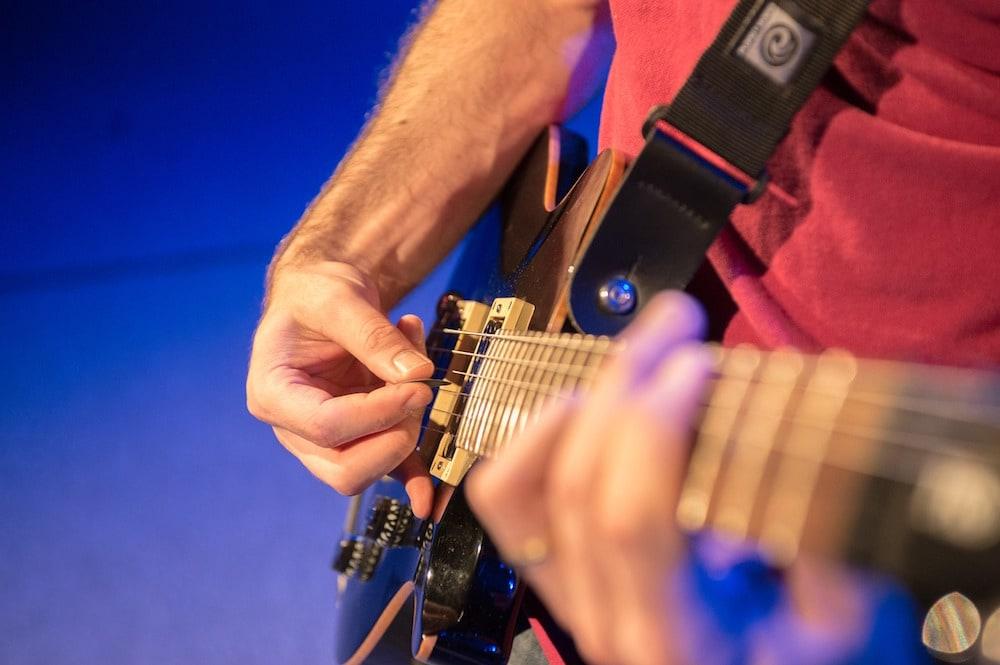 E-Gitarre Musikschule TuT