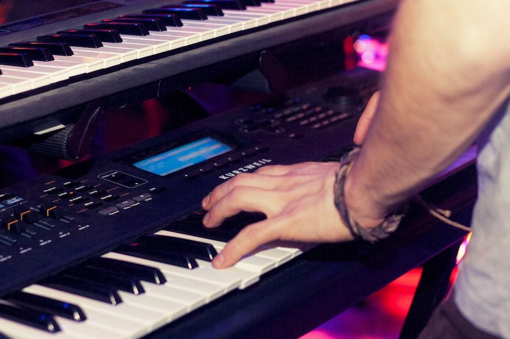 Keyboard Musikschule Takt und Ton