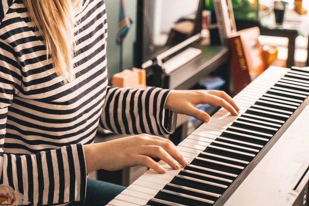 E-Piano Musikschule TuT